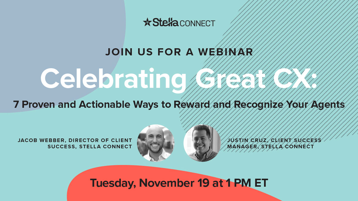 Celebrating Great CX: Best Practices to Reward and Recognize Your Agents
